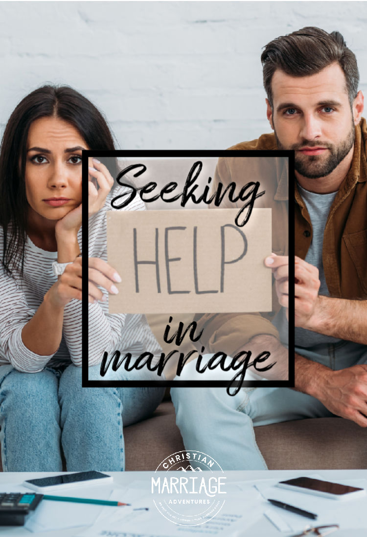 Often times there is a stigma attached to those who seek outside help in their marriage. Sharla shares her story and proves that there is nothing wrong with seeking outside help in marriage.