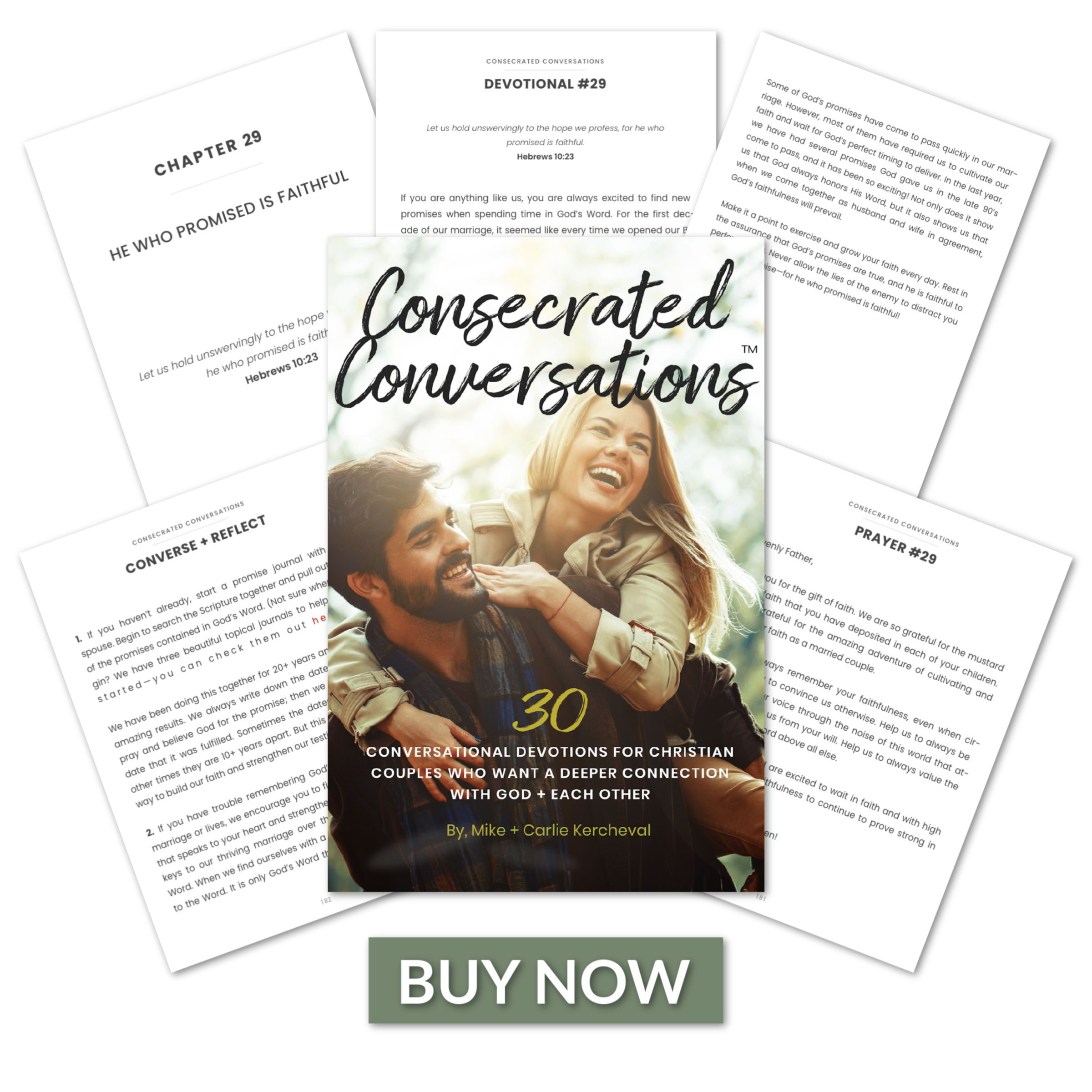 Looking to have a closer relationship with God and your spouse? Consecrated Conversations can help!
