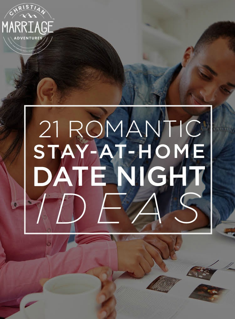 21 Romantic Ideas for a Date Night at Home