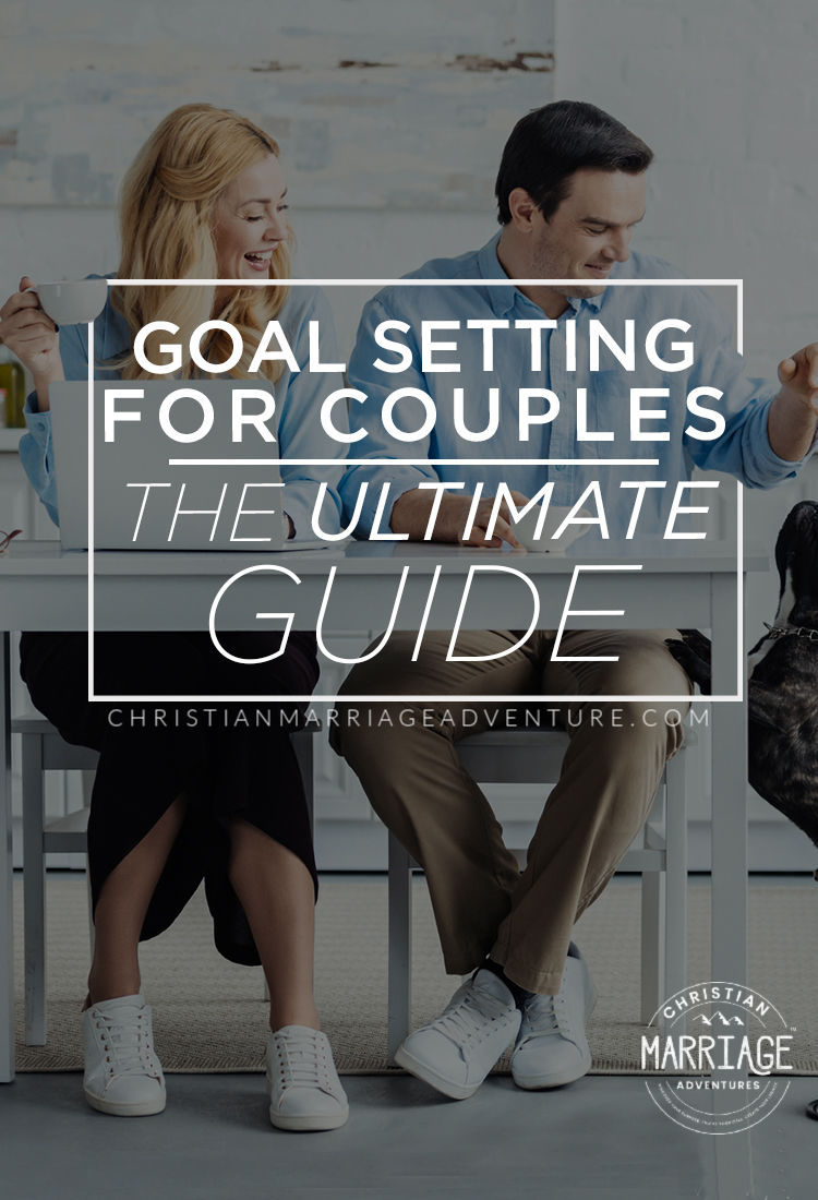Do you set goals as a couple? Come check out The Ultimate Guide to Goal Setting for Couples.