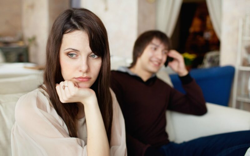 5 Reasons Your Husband Doesn't Listen to You