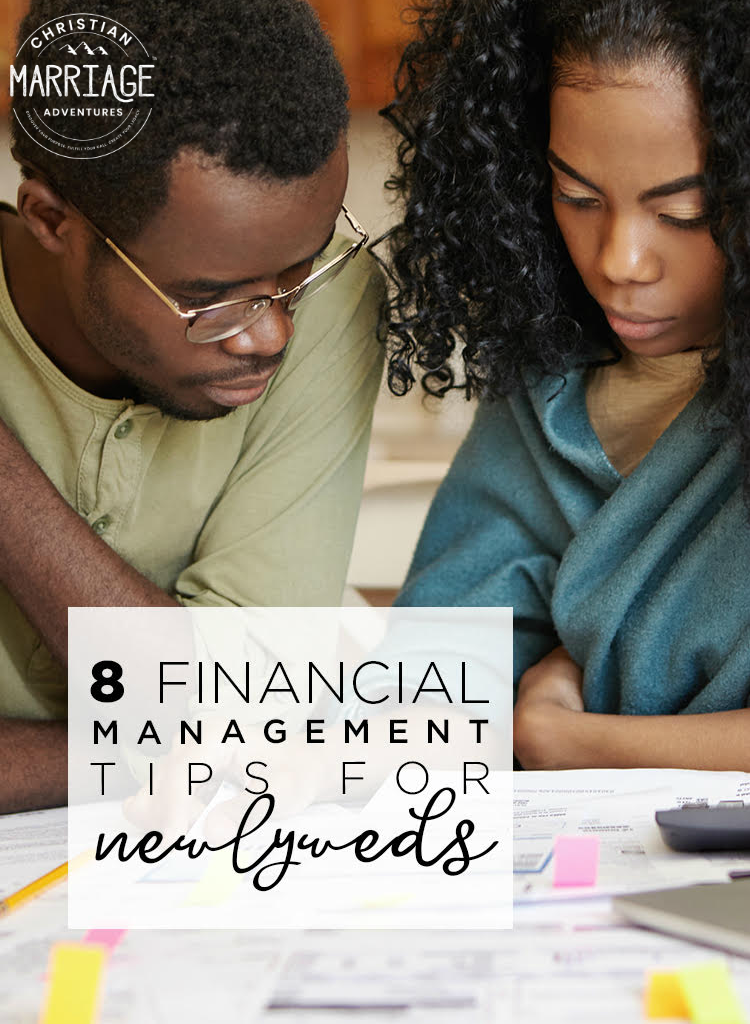 8 Financial Management Tips for Newlyweds