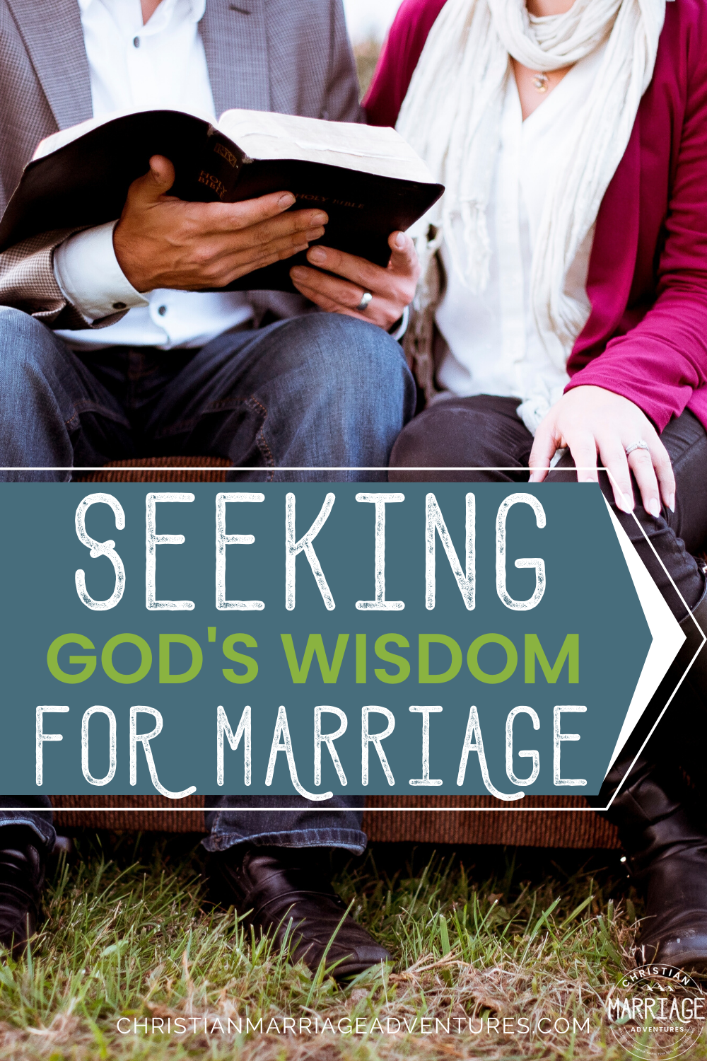 Seeking God's wisdom for marriage is imperative for Christian couples to fully experience the covenant relationship God has designed for husband and wife.