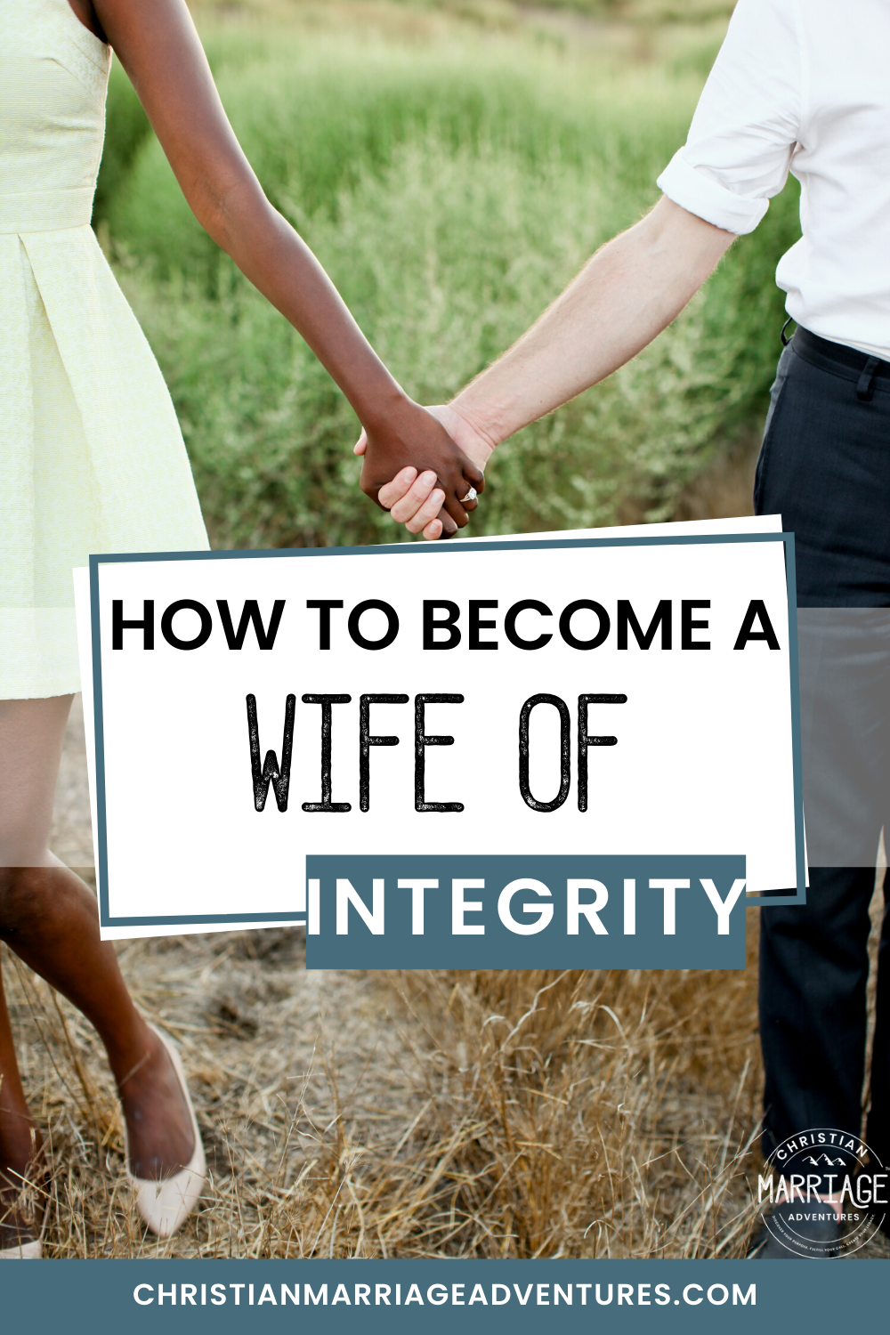 Scripture is filled with both instruction and encouragement to help you become the wife God called you to be - a wife of integrity.