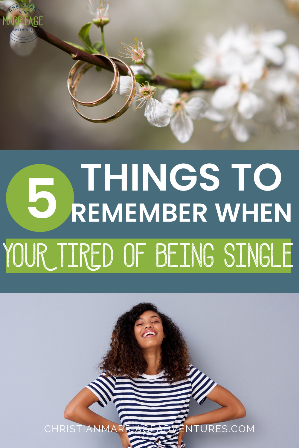 5 Things to Remember When You're Tired of Being Single