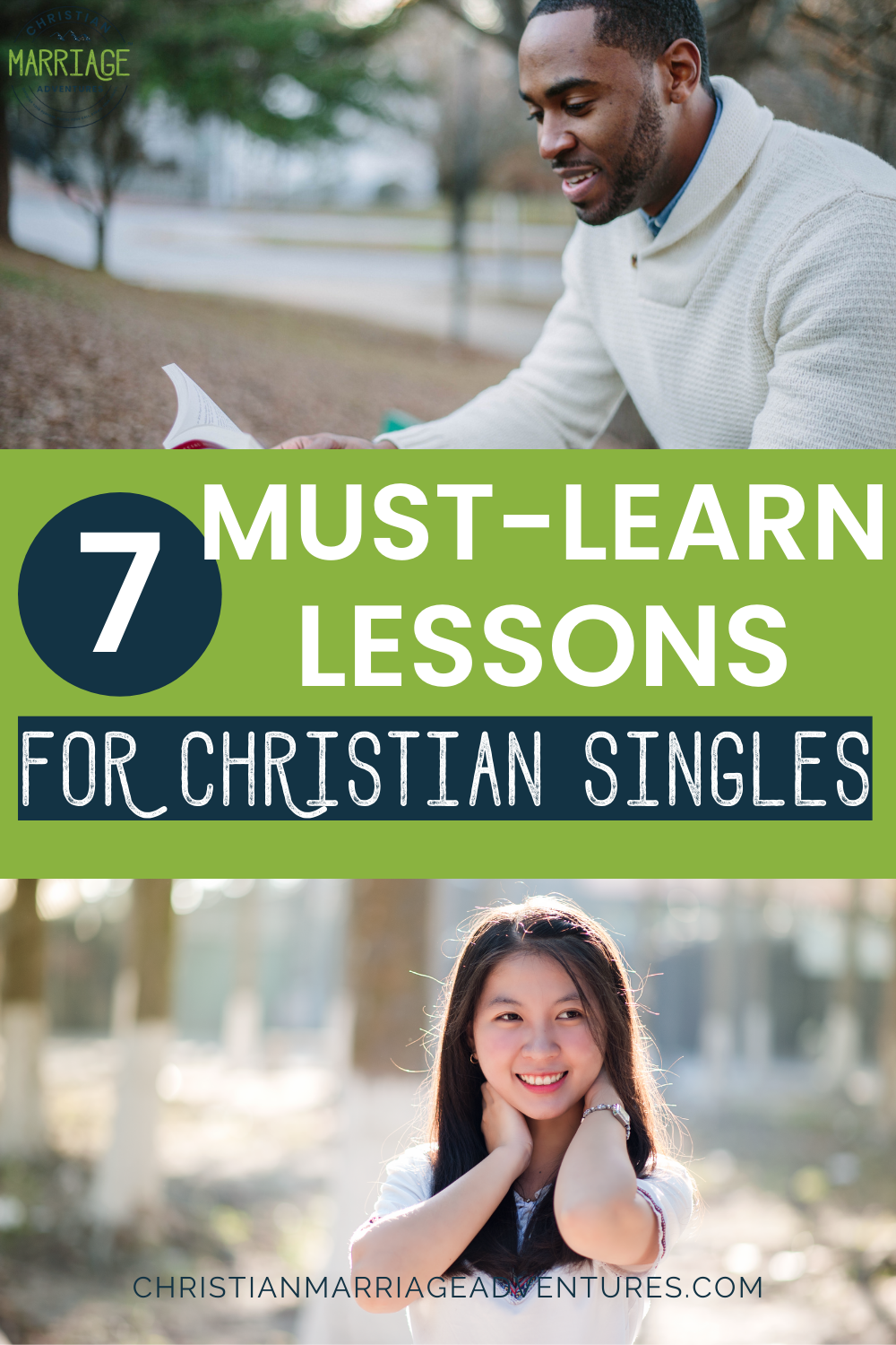 7 Must-Learn Lessons for Christian Singles